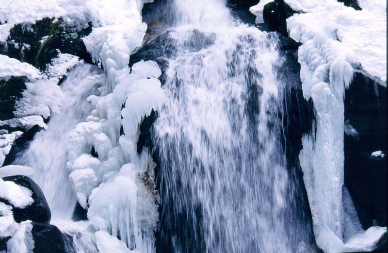 Eis und Wasser ( 2 )