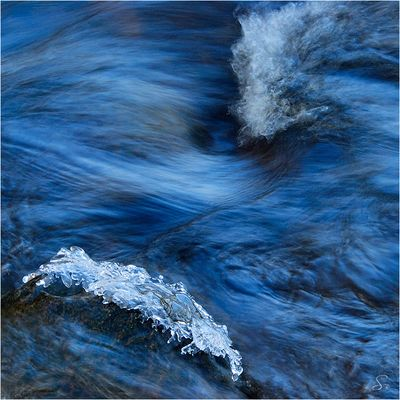 Eis und Wasser ...