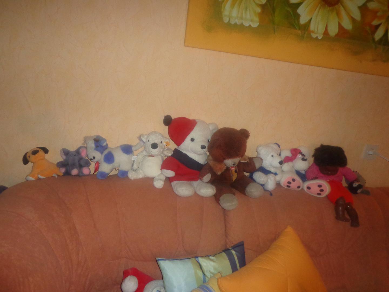 Eisbären unter sich :-))