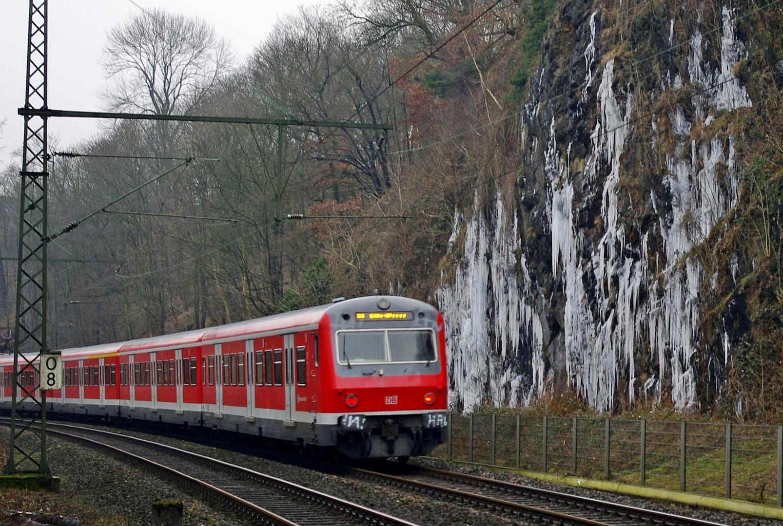 Eisbahn ...