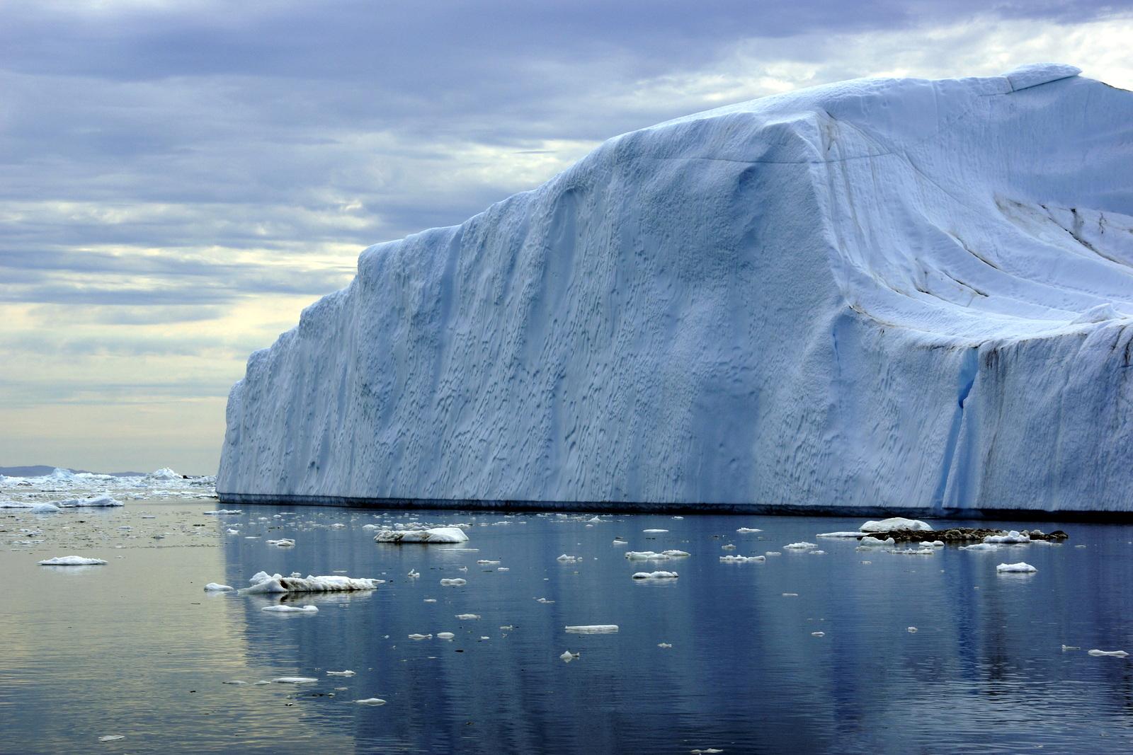Eisberg Disco bay Grönland