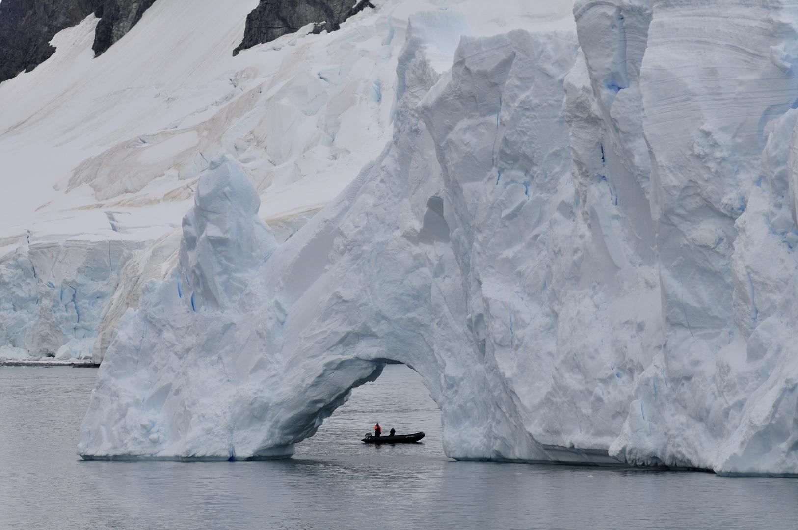 Eisberg Erkundung II