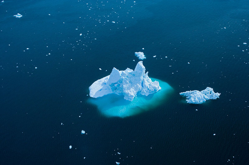 Eisberg, Iceberg, Disko Bay, Greenland