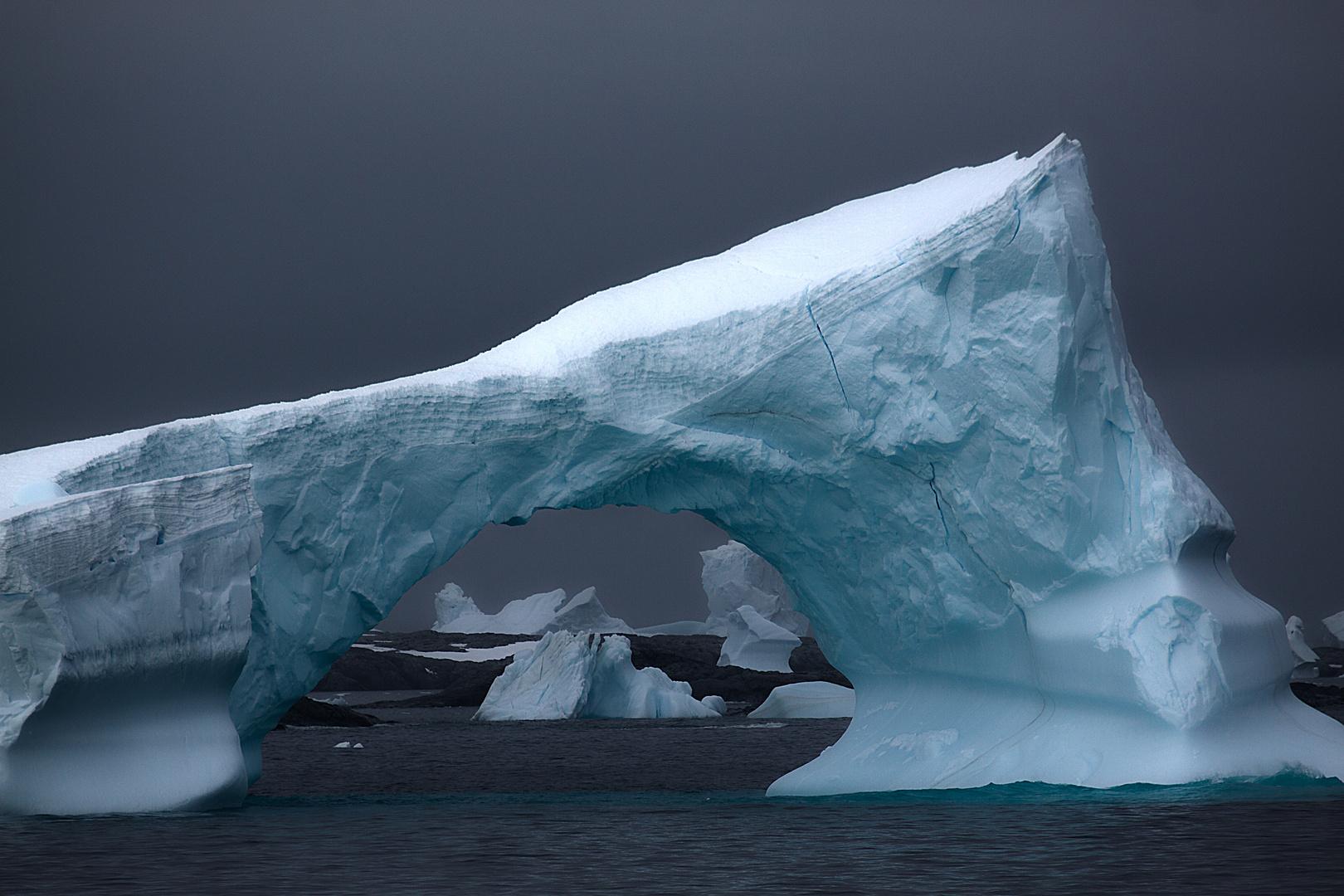 Eisberg in der Antarktis 2
