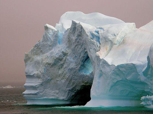 Eisberg in der Diskobucht, Grönland 3