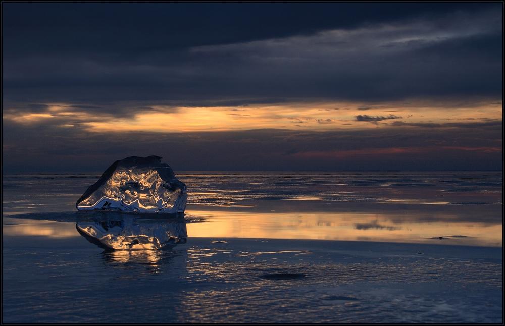 Eisberg voraus ...
