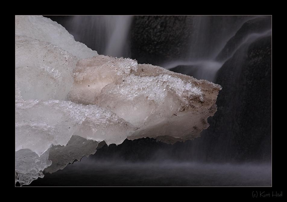 Eisberg voraus....