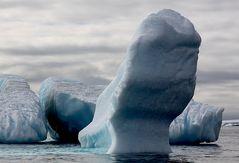 Eisberge bei Kennel Island