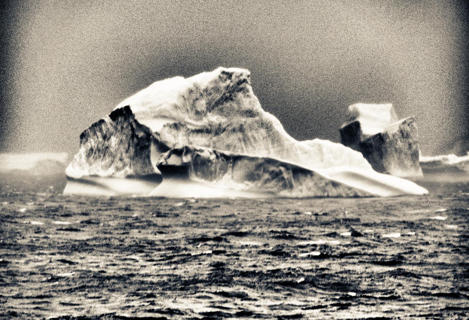 eisberge ...