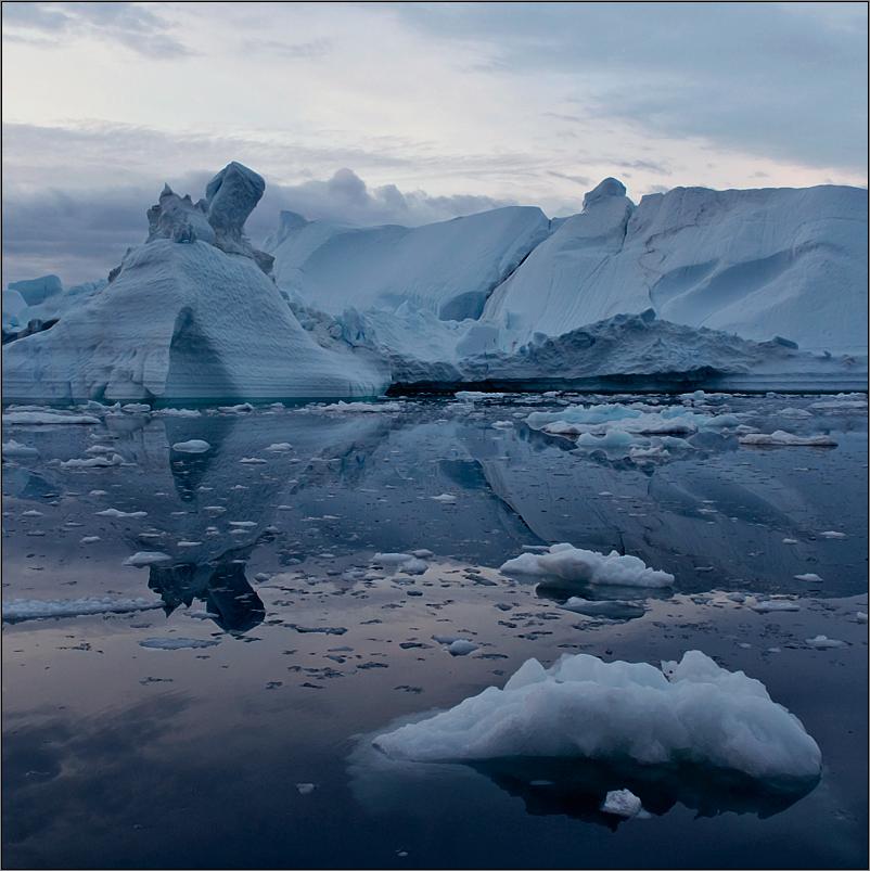 eisberge - immer wieder eisberge
