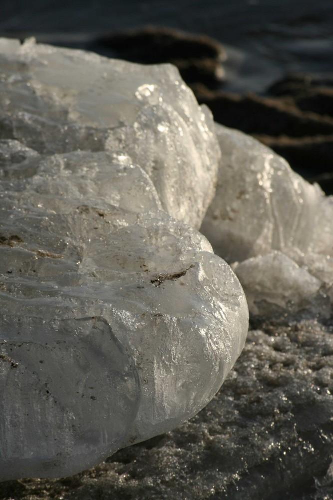 Eisblock