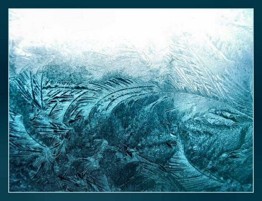 Eisblume zur Unterwelt