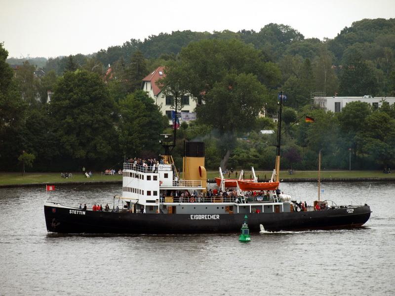 Eisbrecher Stettin