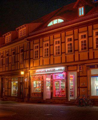 Eiscafé Santin, Wernigerode