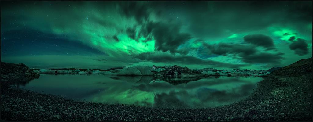 Eiselands Nordlichtgeflüster