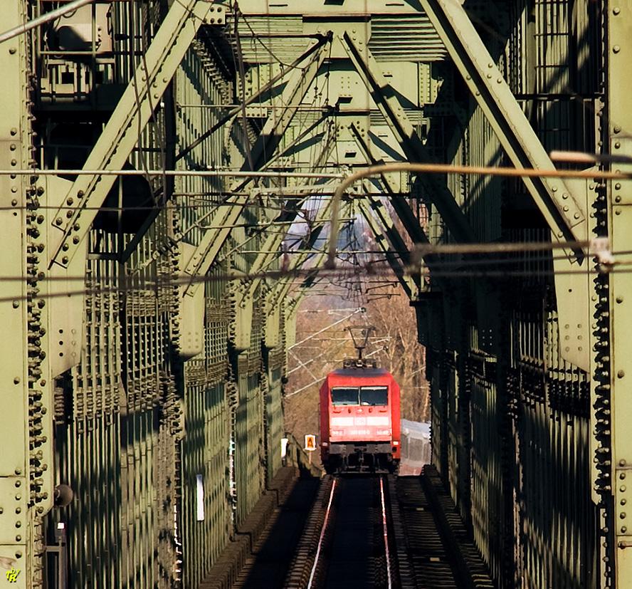 Eisen-Bahn - I -