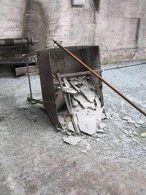 Eisen Hütte
