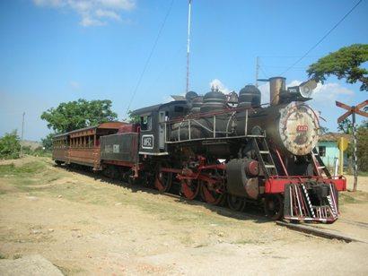 Eisenbahn auf Kuba