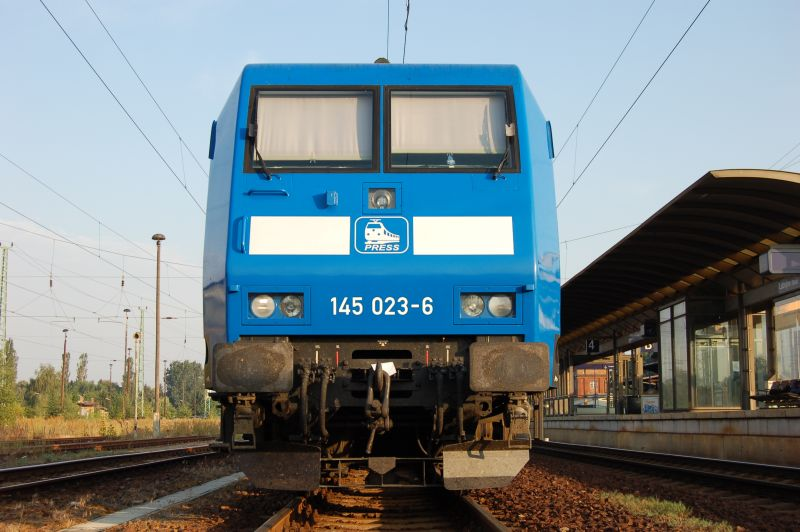 Eisenbahn ganz Groß