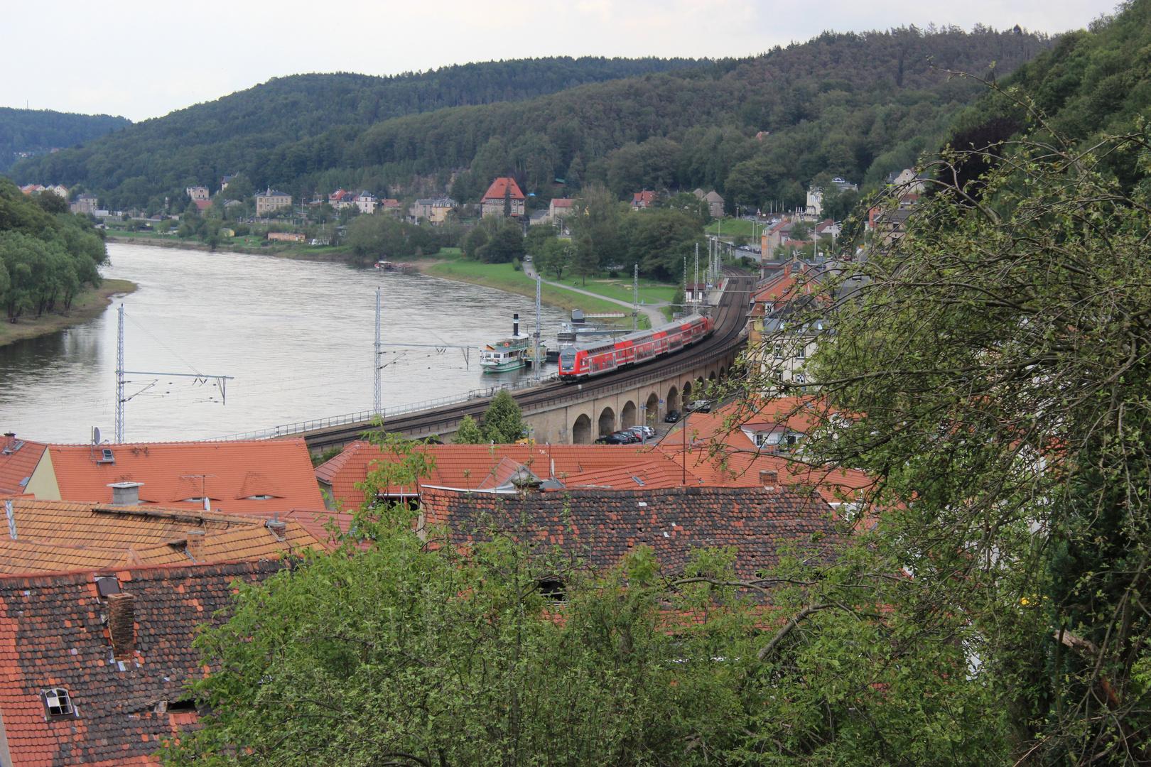 EIsenbahn im Elbtal (4)