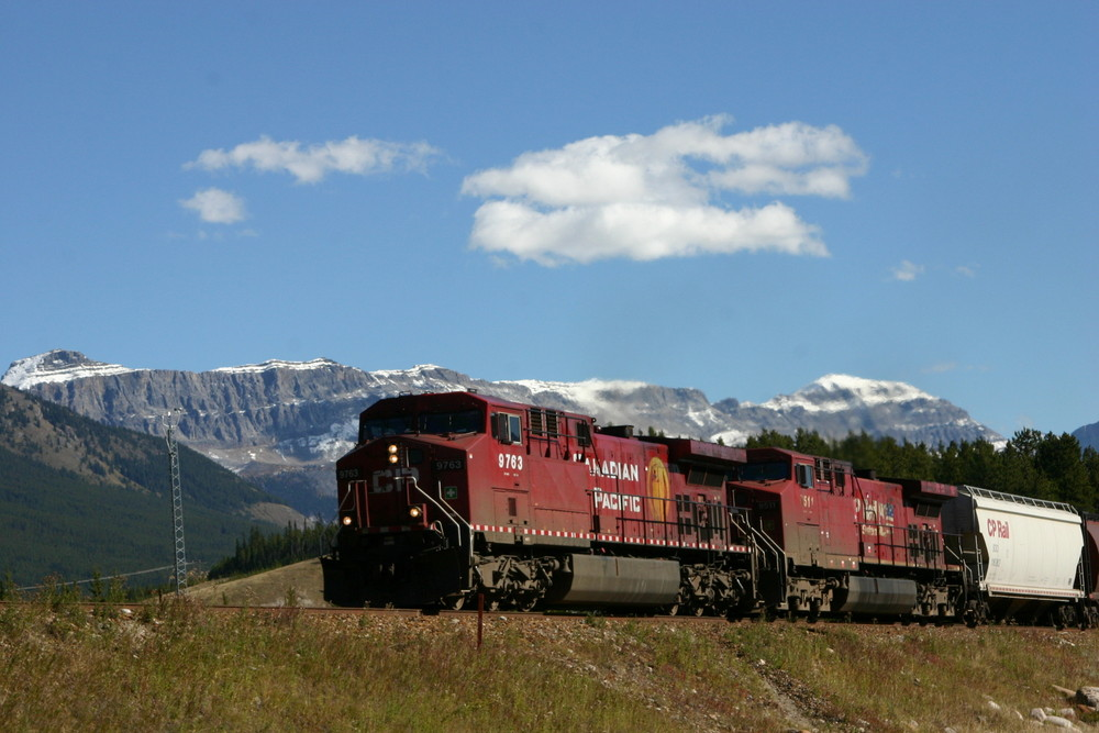 Eisenbahn in Kanada