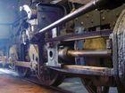 Eisenbahn-Kolben