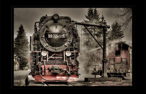 Eisenbahn Nostalgie (HSB)