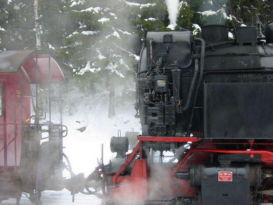 Eisenbahn zum Brocken