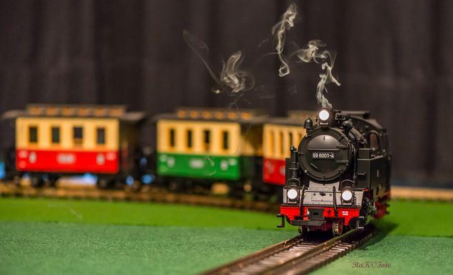 Eisenbahnausstellung