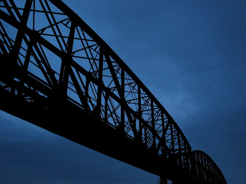Eisenbahnbrücke