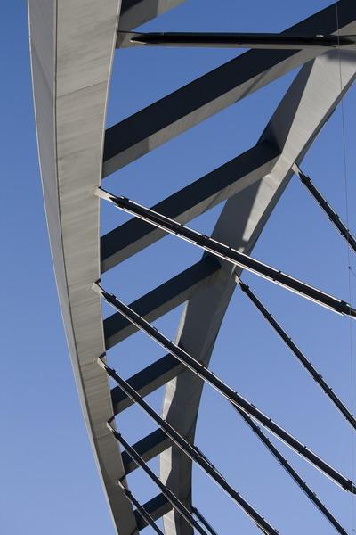 Eisenbahnbrücke Düsseldorf