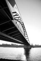 Eisenbahnbrücke Düsseldorf Hamm