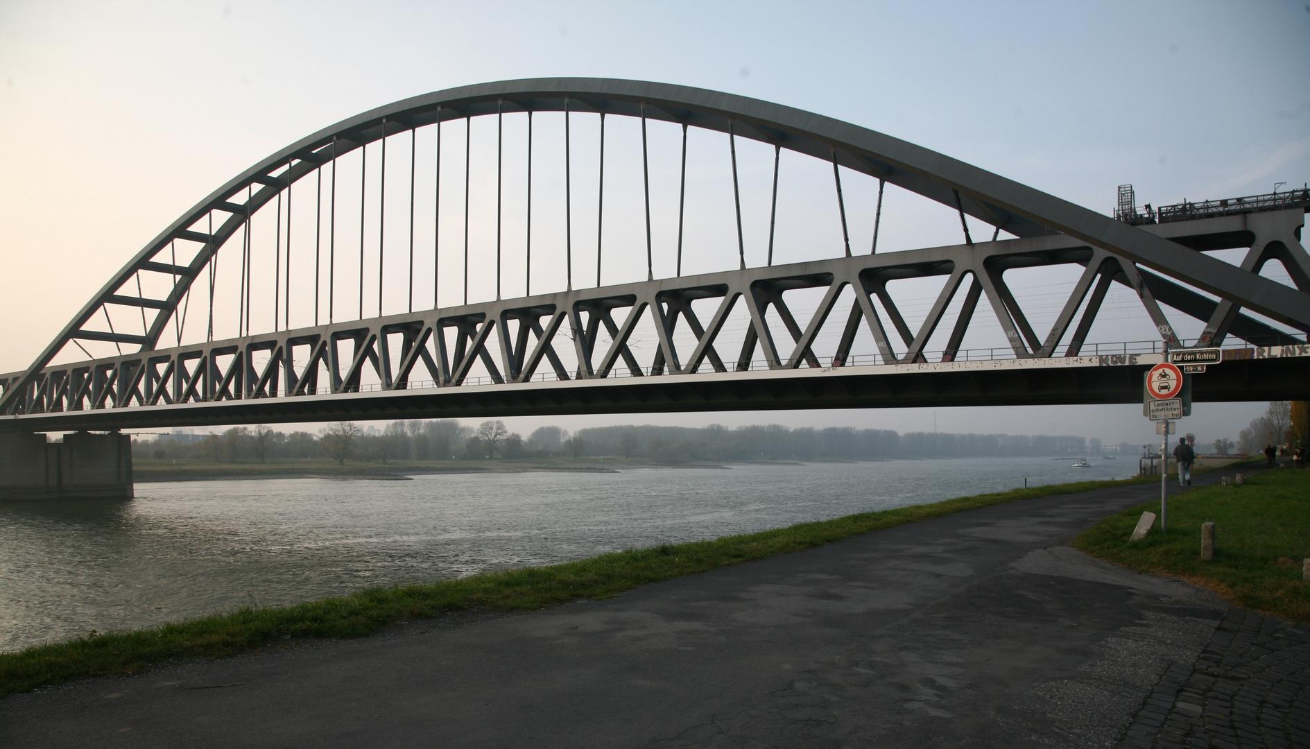 Eisenbahnbrücke Düsseldorf-Hamm