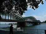 Eisenbahnbrücke Köln