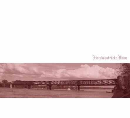 Eisenbahnbrücke Mainz