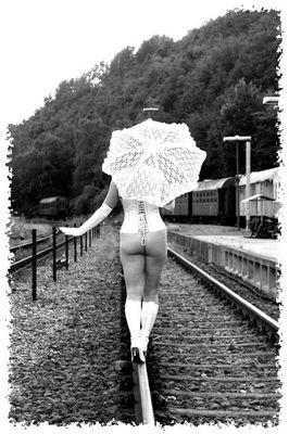 Eisenbahnerotik