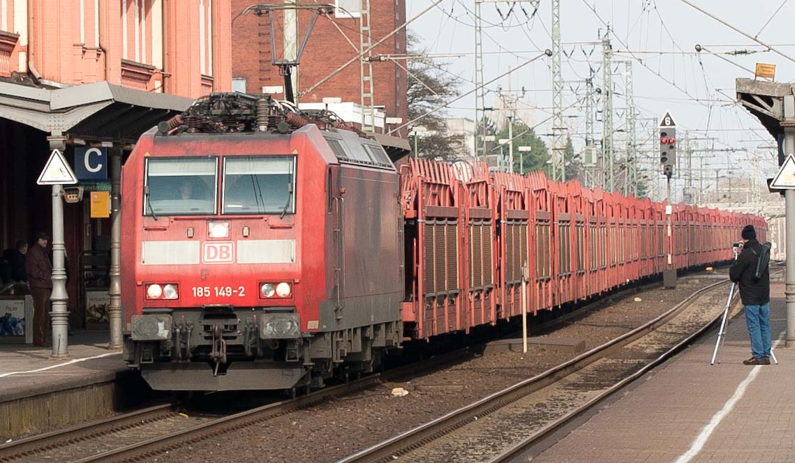 Eisenbahnfotograf