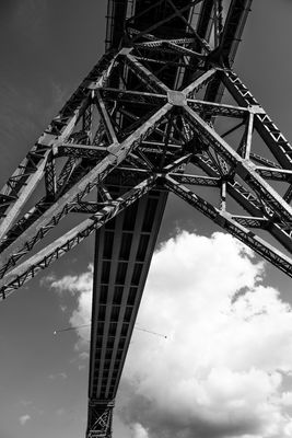 "Eisenbahnhochbrücke ""Hochdonn"""
