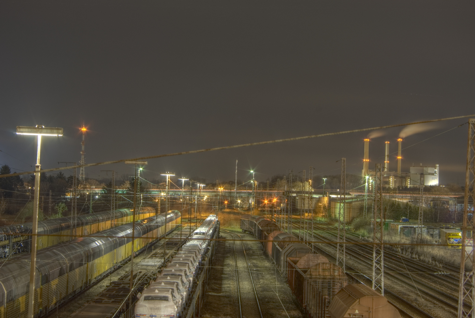 Eisenbahnline