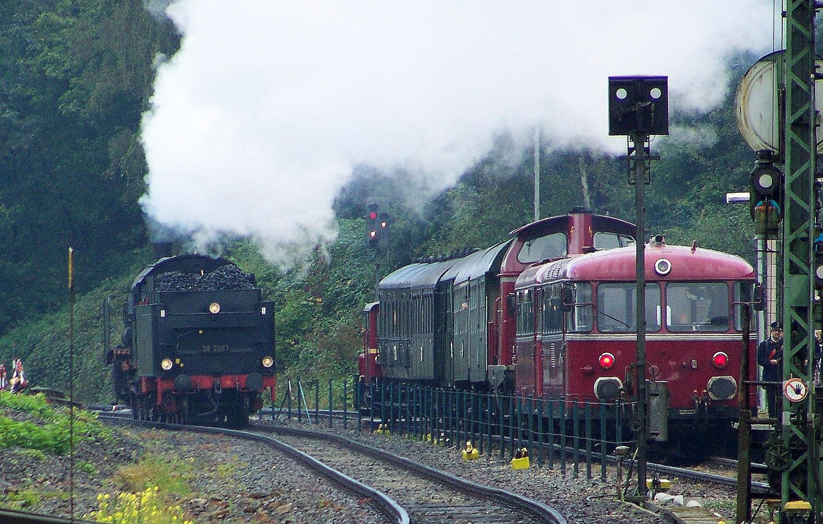 Eisenbahnmusem 1