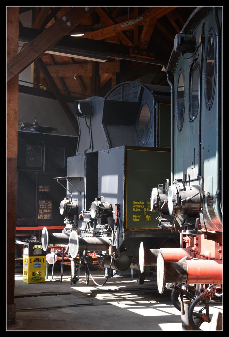 Eisenbahnmuseum Bayrisch Eisenstein