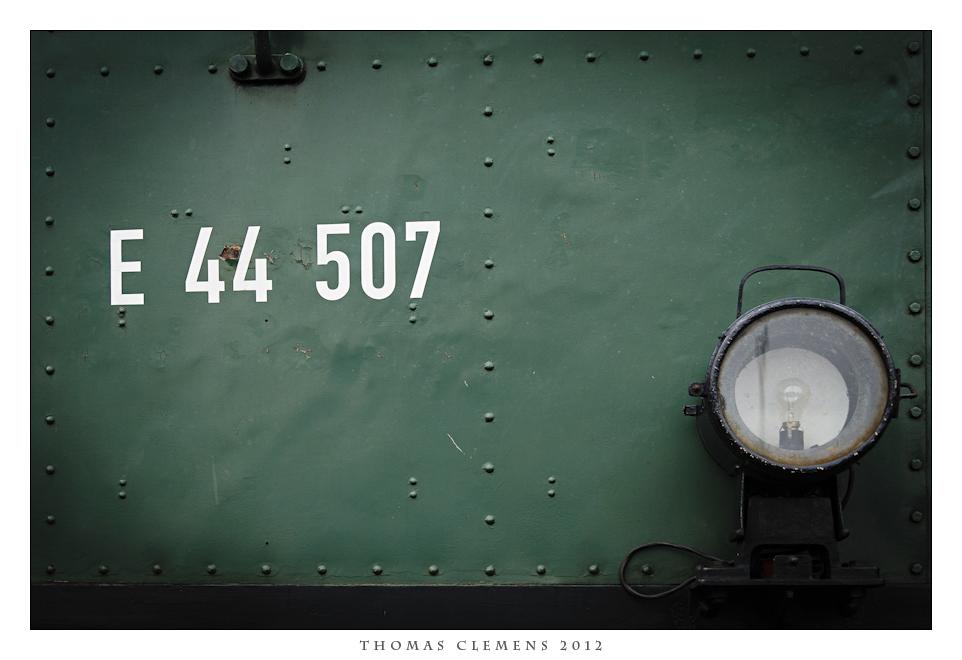 Eisenbahnmuseum - Details -3-