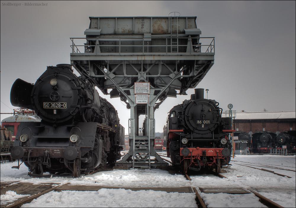 Eisenbahnmuseum Hilbersdorf # 6