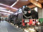 Eisenbahnmuseum Mulhouse 01