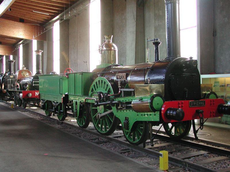 Eisenbahnmuseum Mulhouse 07
