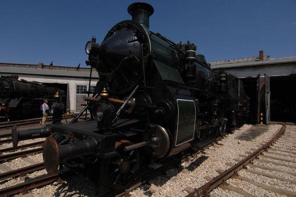 Eisenbahnmuseum Nördlingen