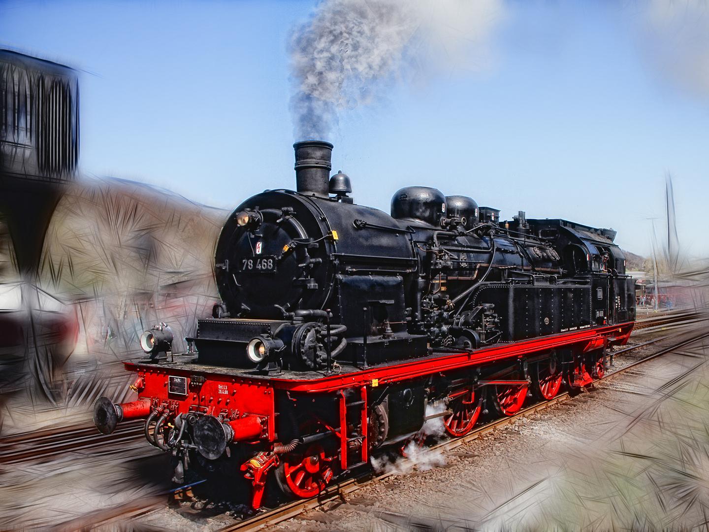Eisenbahnromantik in Bochum-Dahlhausen