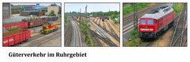 Eisenbahnspuren von Günter Walther