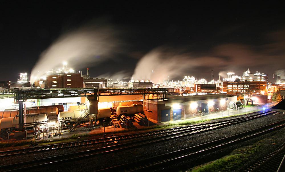 Eisenbahnverladung