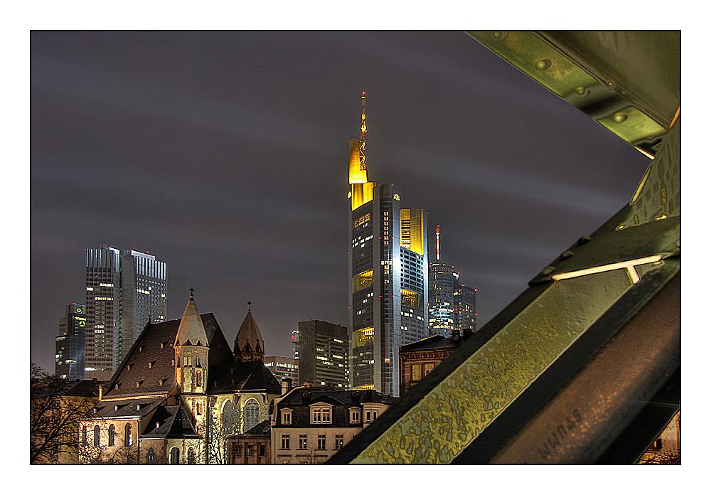Eiserner Steg in Frankfurt